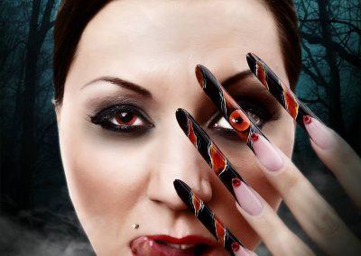 International nails and face különdíj